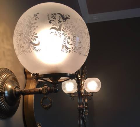 Online Victorian Lighting Sales